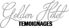 GoldenTEMOIGNAGE
